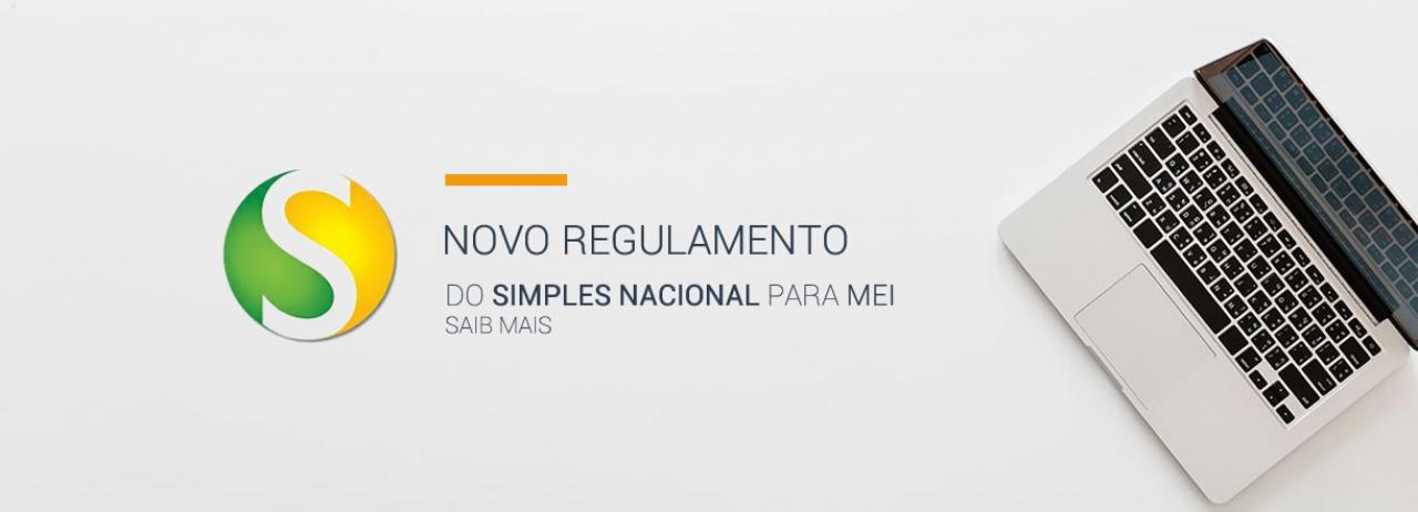 [Novo Regulamento do Simples Nacional para MEI]