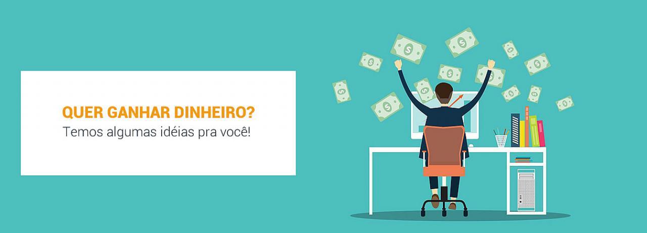 [Quer ganhar dinheiro? Veja 50 ideias para você abrir um negócio com pouco dinheiro.]