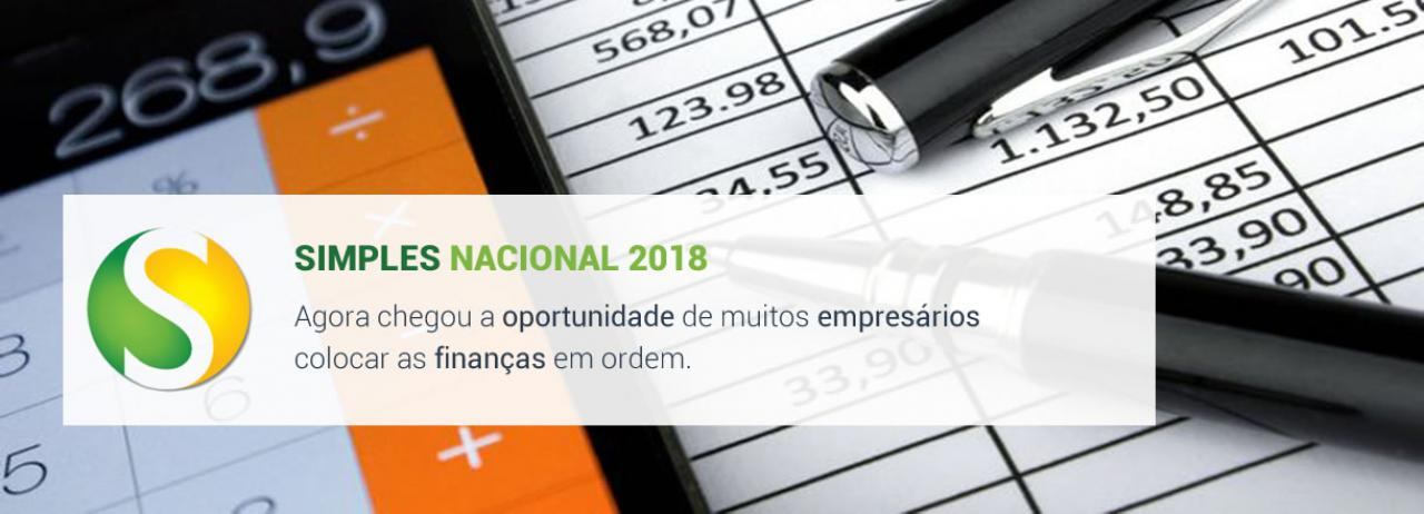 [REFIS-Simples Nacional 2018]