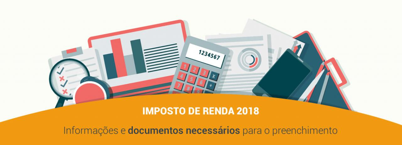 [Imposto de Renda 2018]