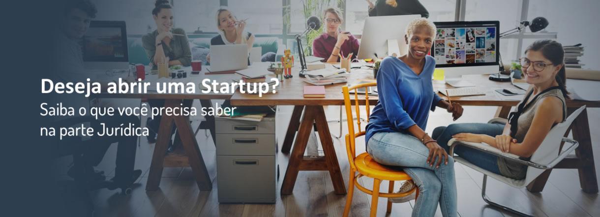[Parte jurídica para abrir uma Startup: O que você precisa saber?]