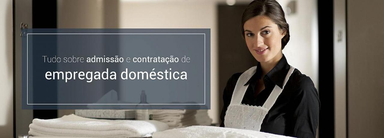 [Como preencher a carteira de trabalho para admissão da empregada doméstica?]
