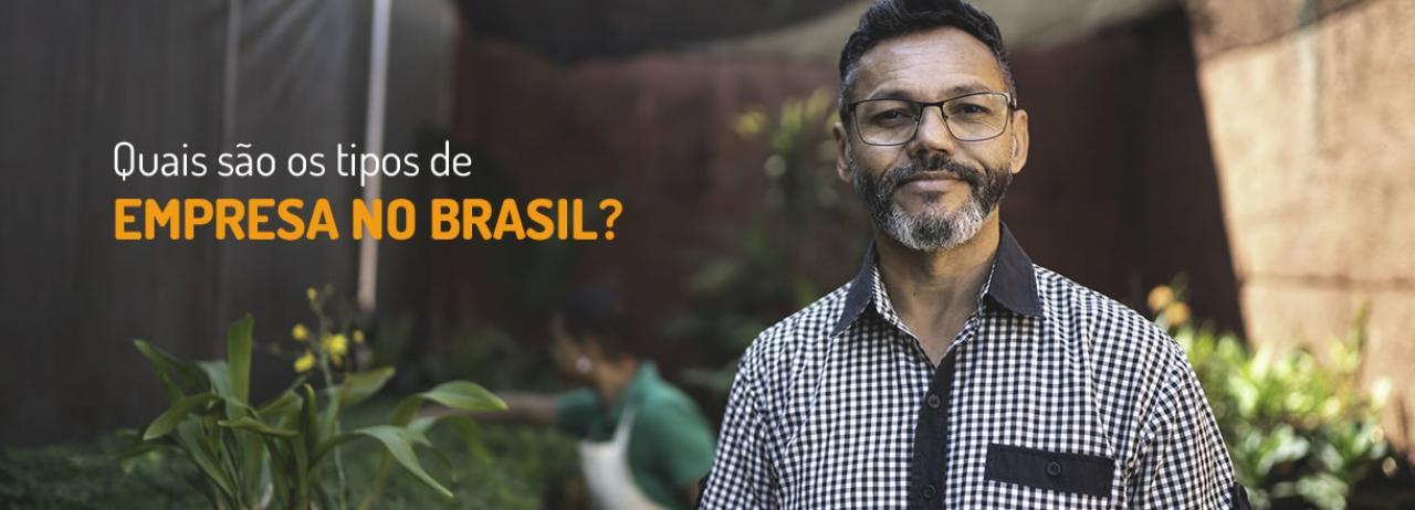 [Quais são os tipos de empresa no Brasil?]